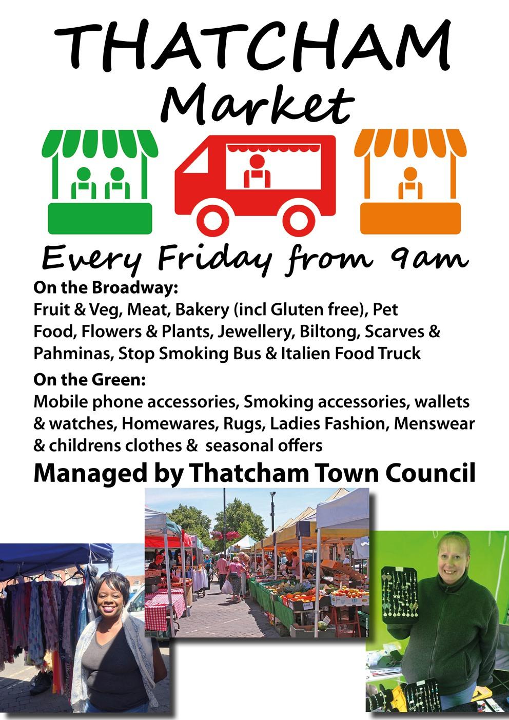Thatcham Market