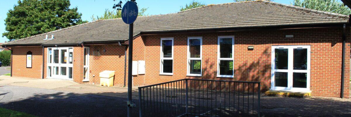 Burdwood Community Centre.